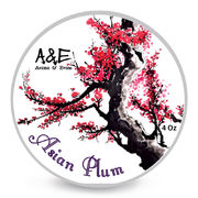 Ariana & Evans Asian Plum Shaving Soap 118 ml