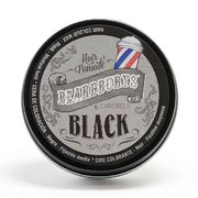 Beardburys Hair Colour Wax svart 100 ml