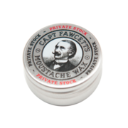 Captain Fawcett mustachvax, Private Stock 15ml