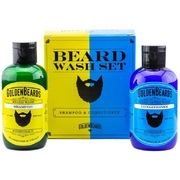Golden Beards skäggschampo och conditioner 2 x 100 ml