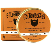 Golden Beards Toscana skäggbalsam 60 ml