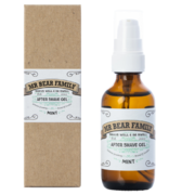 Mr Bear Family aftershavegel mint 60ml