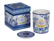 Portus Cale Gold and Blue Fragranced Candle