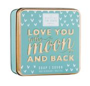 Love You to the Moon and Back tvål 100 g