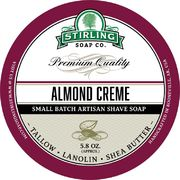 Stirling Almond Creme raktvål 170 ml