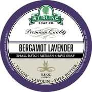 Stirling Bergamot Lavender raktvål 170 ml