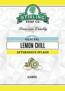 Stirling Glacial Lemon Chill aftershave splash 100 ml