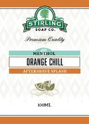 Stirling Orange Chill aftershave splash 100 ml