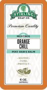 Stirling Orange Chill aftershavebalsam 118 ml