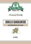 Stirling Vanilla Sandalwood aftershave splash 100 ml