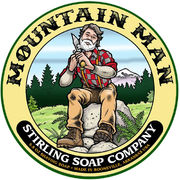 Stirling Mountain Man raktvål 170 ml