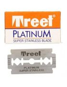 Treet Platinum Super Stainless rakblad 1st