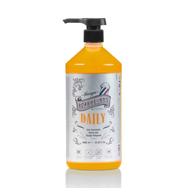 Beardburys shampo Daily 1000 ml