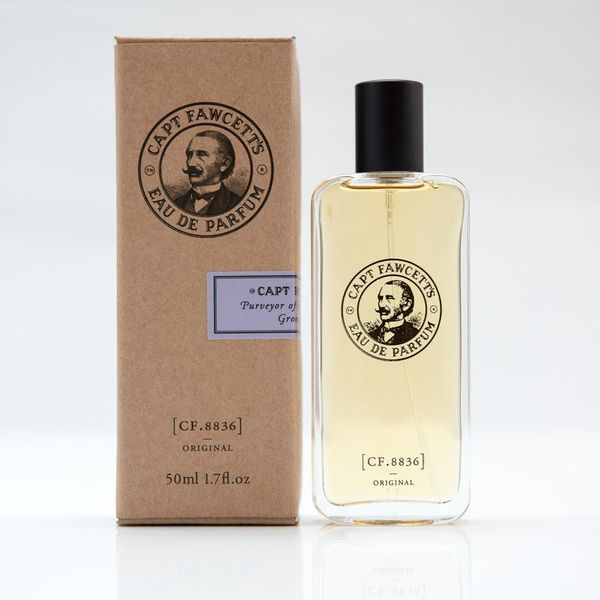 Captain Fawcett Original Eau de Parfum 50ml