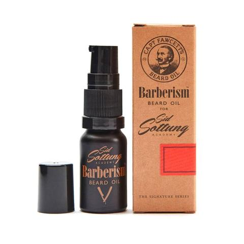 Captain Fawcett skäggolja, Barberism 10ml