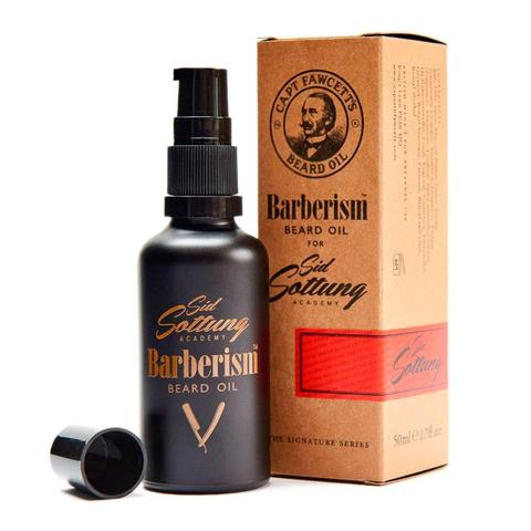 Captain Fawcett skäggolja, Barberism 50ml
