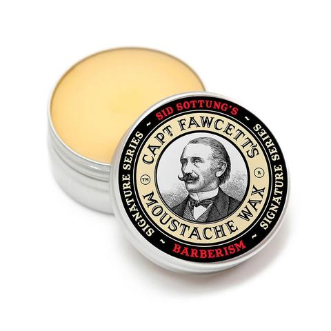 Captain Fawcett mustachvax, Barberism 15ml