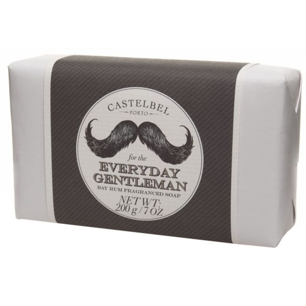 Castelbel Everyday Gentleman Bay Rum soap 200g