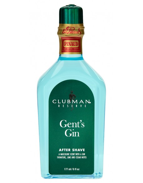 Clubman Pinaud Gents Gin aftershave splash 117ml
