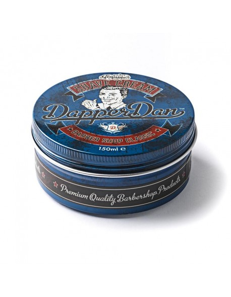 Dapper Dan Barber Shop raktvålkräm 150ml