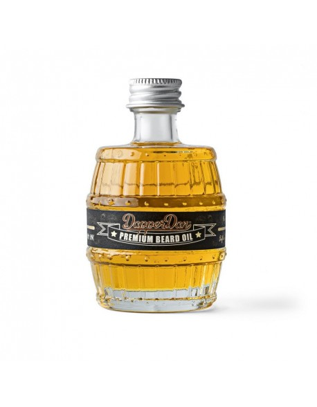 Dapper Dan skäggolja 50ml