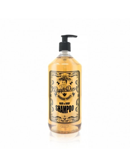 Dapper Dan Hair & Body schampo 1L