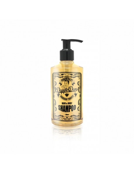 Dapper Dan Hair & Body schampo 300ml