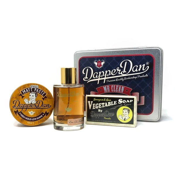 Dapper Dan Mr Clean Kit