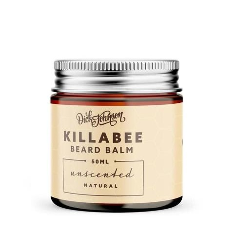 Dick Johnson Killabee skäggbalsam, oparfymerad 50ml