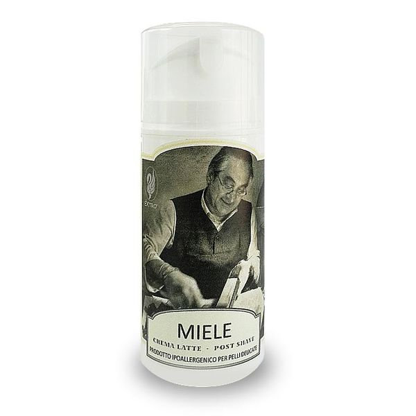 Extrò Miele aftershavekräm 100 ml