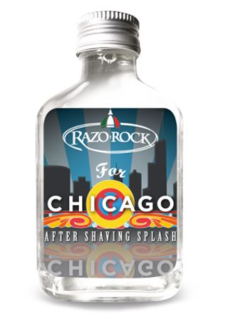 RazoRock For Chigago aftershave 100ml