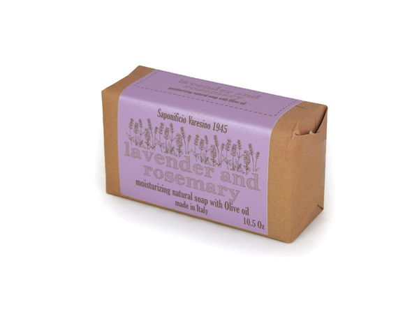 SV Lavender and Rosemary Bath Soap 300 g