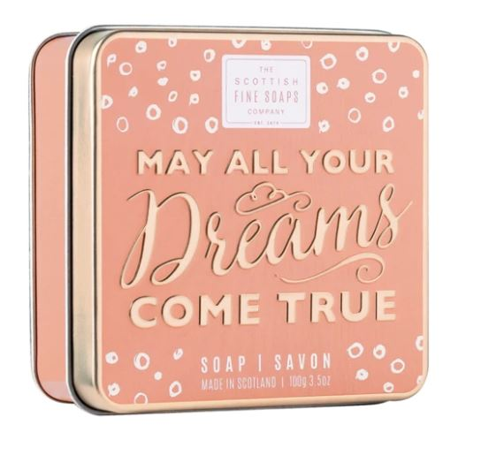May All Your Dreams Come True tvål 100 g