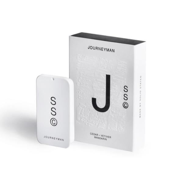 Solid State Journeyman Solid Cologne 10 g