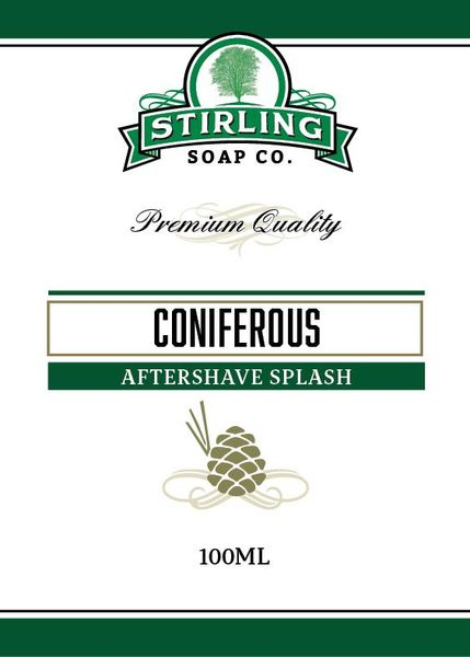 Stirling Coniferous aftershave splash 100 ml