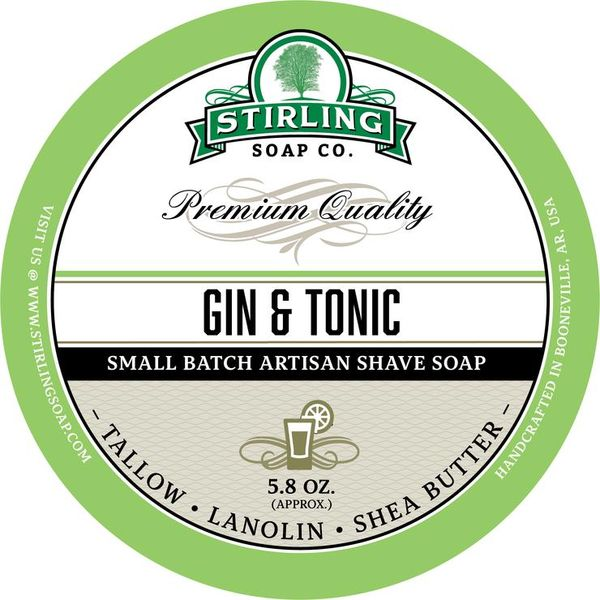 Stirling Gin & Tonic raktvål 170 ml