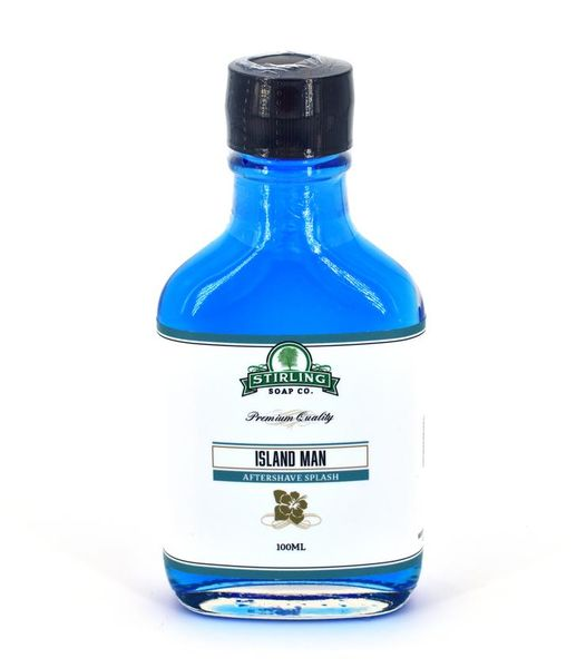 Stirling Island Man aftershave splash 100 ml