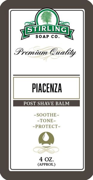 Stirling Piacenza aftershavebalsam 118 ml